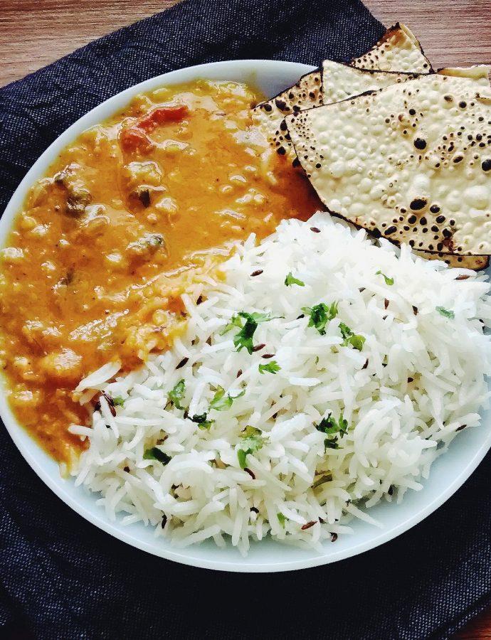 Tadka Dal