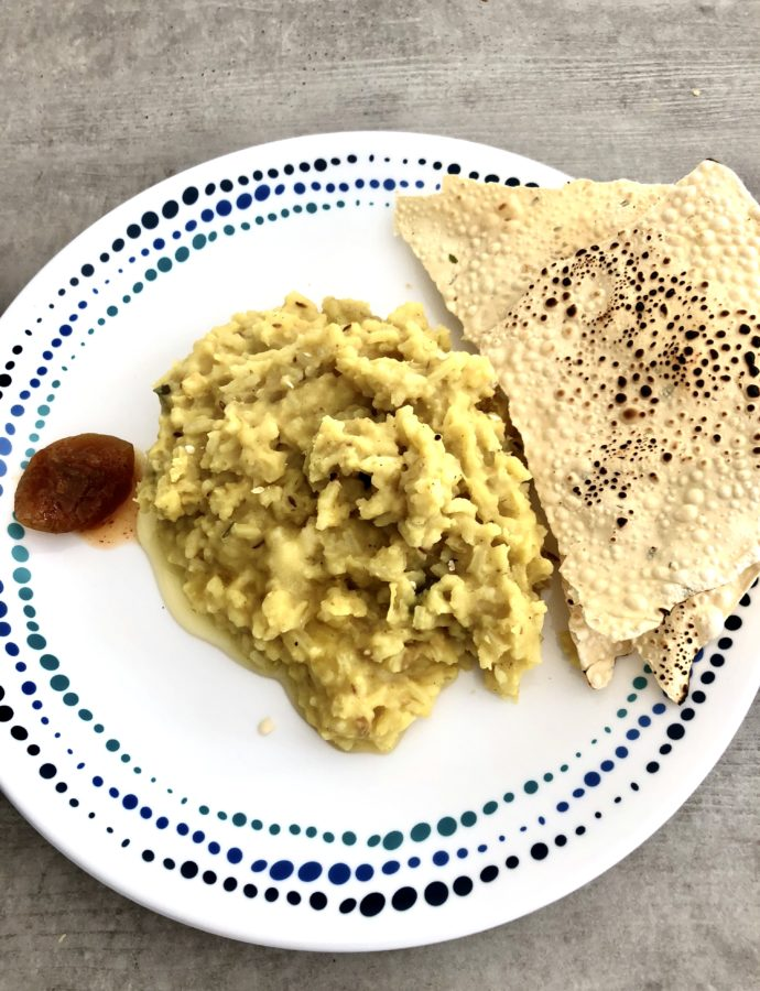 Dal Khichdi | Comforting Lentils and Rice