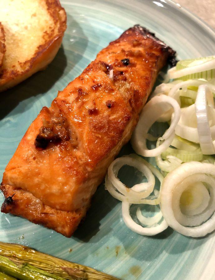 Teriyaki Salmon | Eat-In-spiration – ITSU