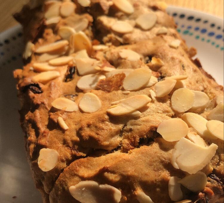 Sugarfree Banana Bread